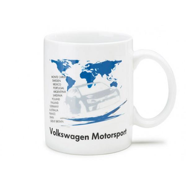 """1H1069601A Porzellanbecher T1 VW Tasse /""""Polizei/"""" Becher Sammelbecher"""