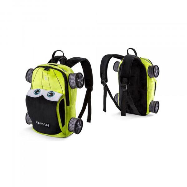 Skoda Kinderrucksack iV Rucksack Kleinkinder Kindergarten Kids Backpack Lime Grün 000087327Q