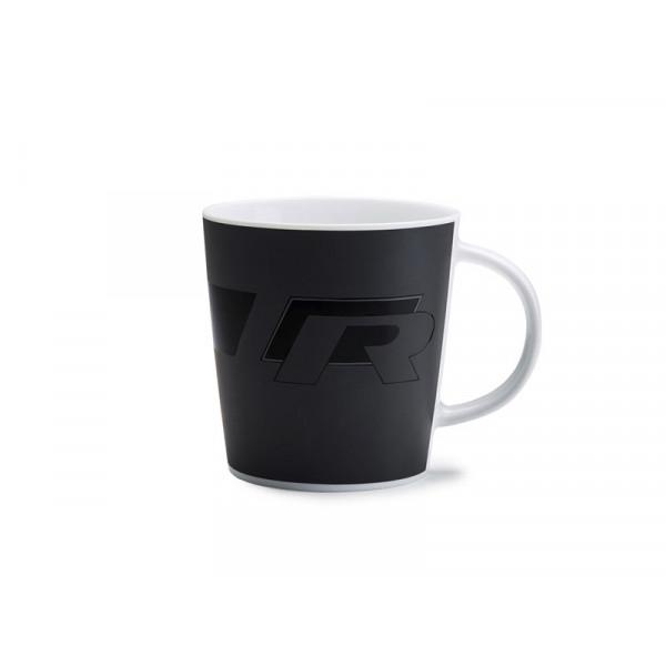 VW Original R Porzellan Kaffeebecher 15D069601 Tasse 370ml Mug Becher