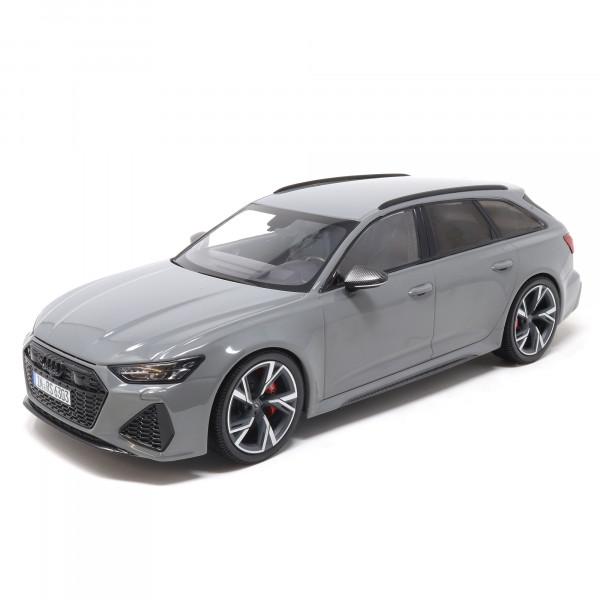 Audi RS 6 Avant 1:18 Modellauto Nardograu Miniatur Grau 5012016251 Minichamps