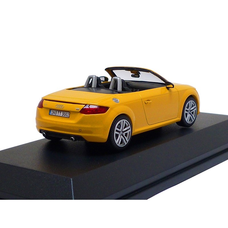Audi TT Roadster 1:43 Vegasgelb 5011400523