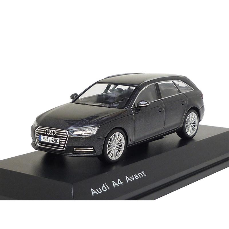Audi a4 avant b9 1 43 daytonagrau 2016 modellauto minimax 8w 5011504233
