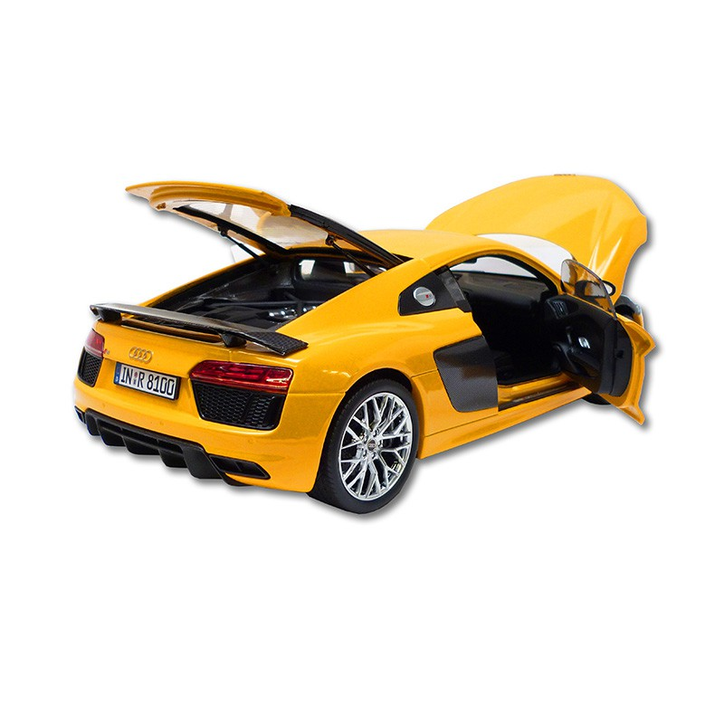 Audi R8 V10 Plus Coupe 1:18 Vegasgelb Modell 2015