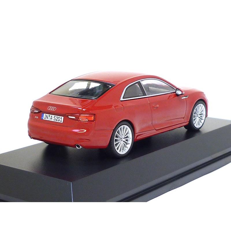 Audi A5 Coupe 2016 1:43 Tangorot 5011605432 Modellauto