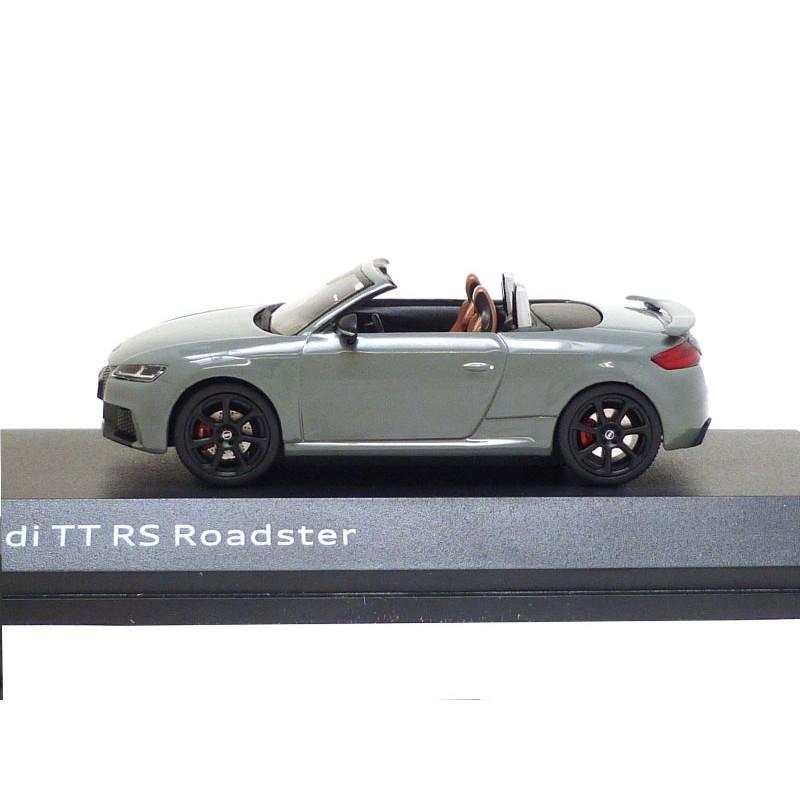 audi tt rs 8s roadster 1 43 nardograu 5011610531. Black Bedroom Furniture Sets. Home Design Ideas