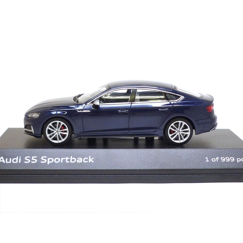 Audi S5 Sale: Audi S5 Sportback 1:43 Navarrablau 5011615031 Jadi