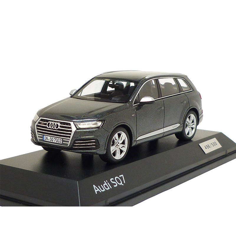 Audi Sq7 1 43 Daytonagrau 5011617613 Modellauto Limitiert