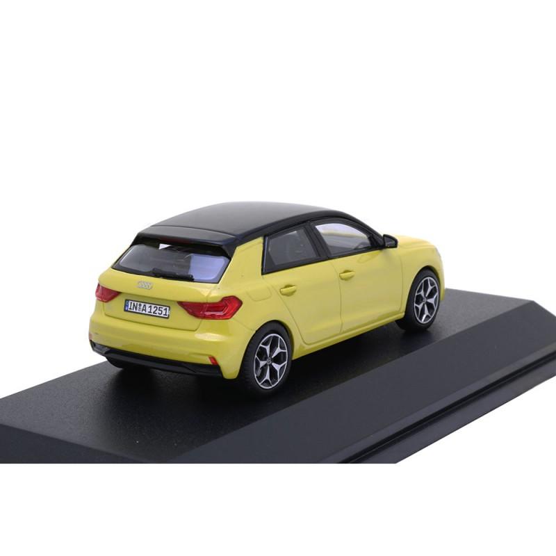 Audi A1 Sportback Gb Phytongelb 1 43 Modellauto 5011801032 Miniatur