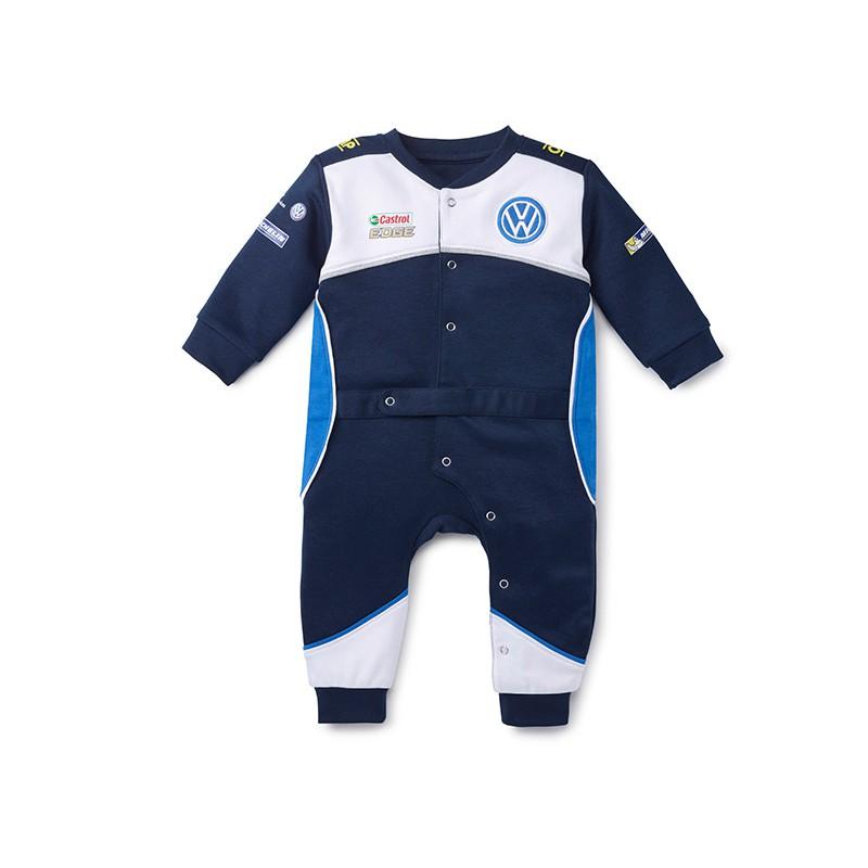 Vw R Baby Body Rennanzug 68 74 80 86 Rennoverall Strampler