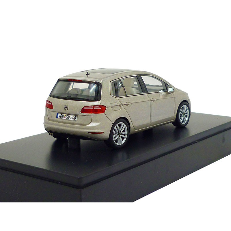 vw golf sportsvan 1 43 tungsten silver metallic 5gv099300a b7w. Black Bedroom Furniture Sets. Home Design Ideas