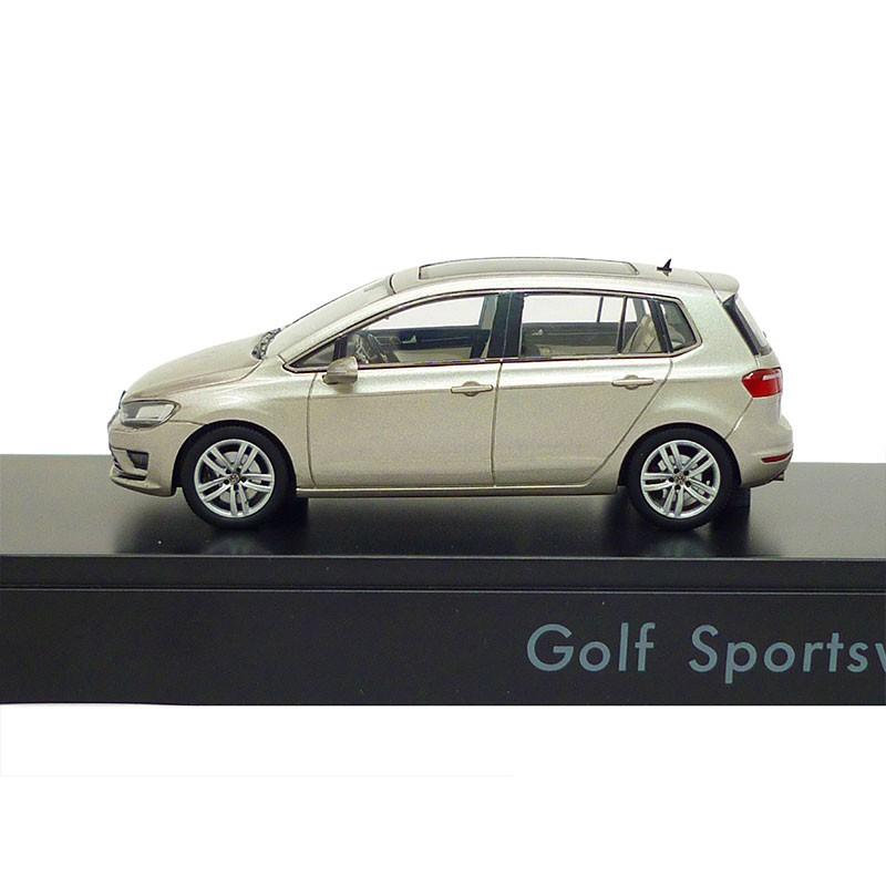 Vw Golf Sportsvan 1 43 Tungsten Silver Metallic 5gv099300a B7w