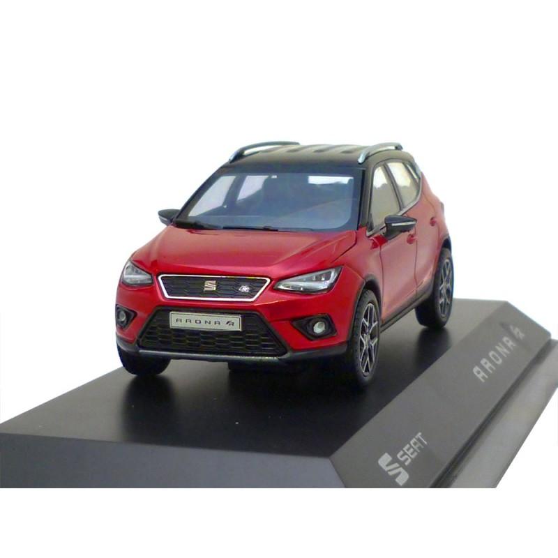 seat arona fr 1 43 desire red 6h1099300 hbq modellauto. Black Bedroom Furniture Sets. Home Design Ideas