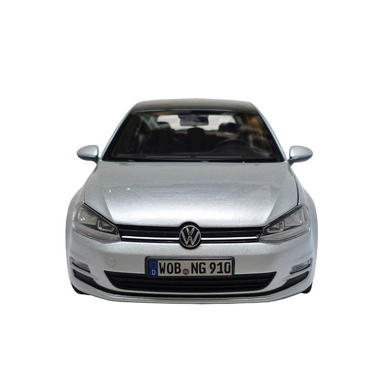 vw golf 7 tungsten silver metallic 5 t rig 1 18 modellauto. Black Bedroom Furniture Sets. Home Design Ideas