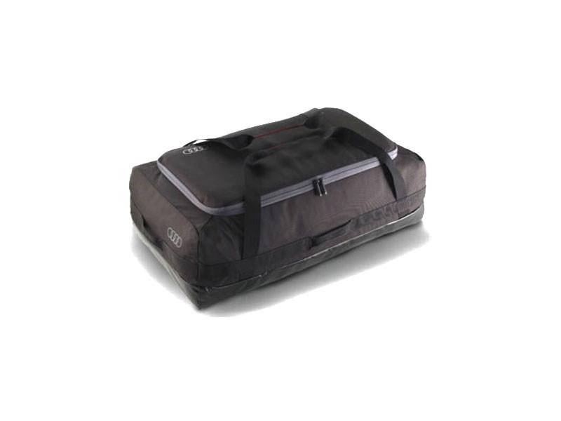 original Audi Dachboxentasche ~ Größe S ~ schwarz