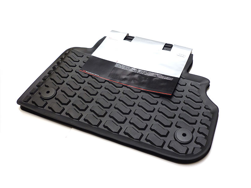 Automatten Gummi Fußmatten für Audi A3 8L I-Generation Bj.1996-2003