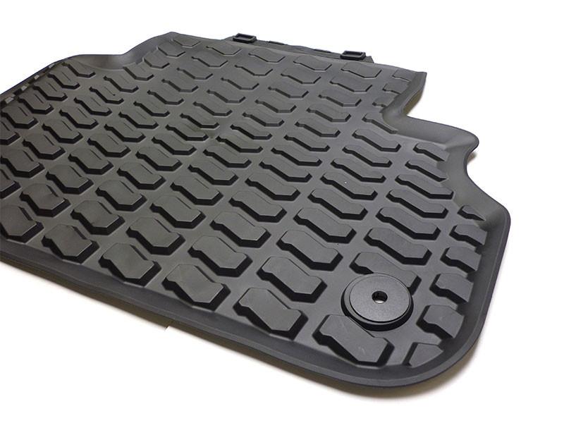Gummimatten Gummi-Fußmatten für  Audi A3 8L I-Generation Bj.1996-2003