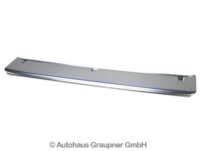 Audi S4 8K Chrom Spoilerlippe Schürze Spoiler Lippe S line 8K0807110A