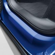 Einstiegsleistenfolie VW ID.4 Schutzfolie Transparent Einstiegsleisten Hinten Original Schutz Folie