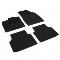 """Original VW ID.4 Textilfußmatten """"Plus"""" Vorne Hinten Stoffmatten Fußmatten ID 4 11B061404 WGK"""