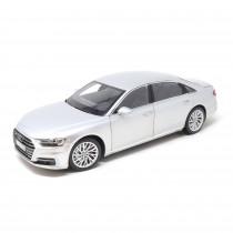 Audi A8 L Silber 1:18 Norev 188366 1/18 Modellauto Silver A8L 2018