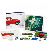 VW Adventskalender Käfer 1:43 Kalender Modellauto Weihnachtskalender 1H1087701