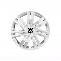 VW Radzierblenden Satz 14 Zoll Polo 2G Radkappen Radblenden 4 Stk. NEU Kappen Volkswagen Original Zubehör 2G0071454A UWP