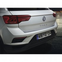 VW Chrom Optik Heckleiste T-Roc 2GA071360