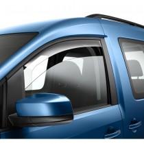 VW Caddy Tür Windabweiser 2K0072193B Rauchgrau Regenabweiser links rechts Original