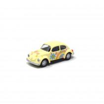 VW Käfer Beetle Peace and Love 1:64 Norev 310518 1/64 Modellauto Miniatur Original Weiß
