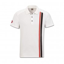Audi Herren Poloshirt Heritage Offwhite S M L XL XXL Polo Shirt Hemd