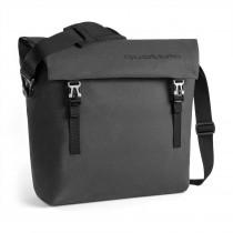 Audi Quattro Messenger Bag 3151800600 Dunkelgrau Schultertasche Umhängetasche Tasche