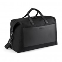 Audi Weekender Schwarz 3151901000 Leder Tasche Reisetasche Shopper Handgepäck Original Sporttasche