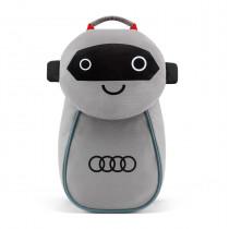 Audi Kinder Rucksack ADUI Backpack Grau Kinderrucksack 3202000600