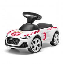 Audi Junior quattro FC Bayern München weiß Bobbycar 3202001200 Kinderfahrzeug