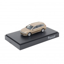 Modellauto VW Passat Gold Metallic