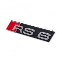 Audi Original RS6 Schriftzug Kühlergrill