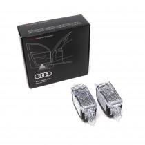 Audi Einstiegs-LED e-tron-Logo