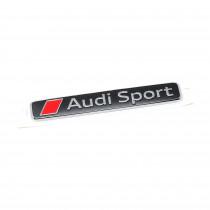 Original Audi Sport Emblem 4S0853737D 2ZZ Aufkleber Logo Zeichen Badge