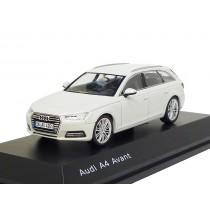 Audi A4 Avant B9 1:43 Gletscherweiß 2016 Modellauto Minimax 8W 5011504213