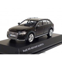 Audi A4 allroad Mythosschwarz Schwarz Modellauto 1:43 Minimax 5011504613 1/43 Miniatur Automodell Modell Auto Sammlermodell