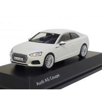 Audi A5 Coupe 2016 1:43 Gletscherweiß 5011605431 Modellauto Minimax Weiß