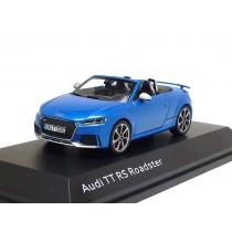 Audi TT RS 8S Roadster 1:43 Arablau 5011610532 Modellauto iScale Miniatur Automodell