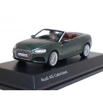Audi A5 Cabriolet 1:43 Gotlandgrün 5011705333 Modellauto Minimax