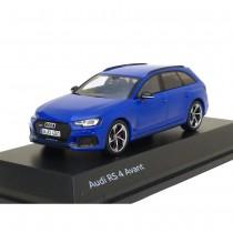 Audi RS 4 Avant 1:43 Nogaroblau 5011714231 Modellauto Minimax RS4 Miniatur
