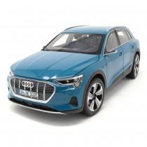Audi e-tron 1:18 Antiguablau 5011820651 Modellauto Miniatur Norev Blau Original