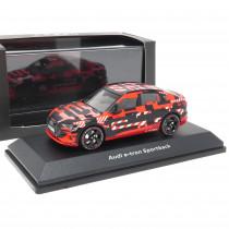 Audi e-tron Sportback 1:43 Prototyp Modellauto 5012020033 iScale Miniatur Modell