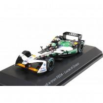 Audi e-tron FE04 Modellauto 1:43 Lucas di Grassi Formel E Miniatur 5021800131