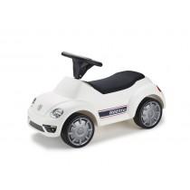 VW Rutscherauto Junior Beetle weiß 5DA087510 Bobby Car Rutscher