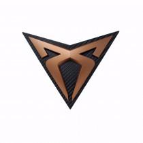 Seat Cupra Formentor Emblem vorn 5FF853679  RZH Logo Kühlergrill Emblem