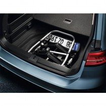 VW Original Fahrradträger Anhängerkupplung klappbar